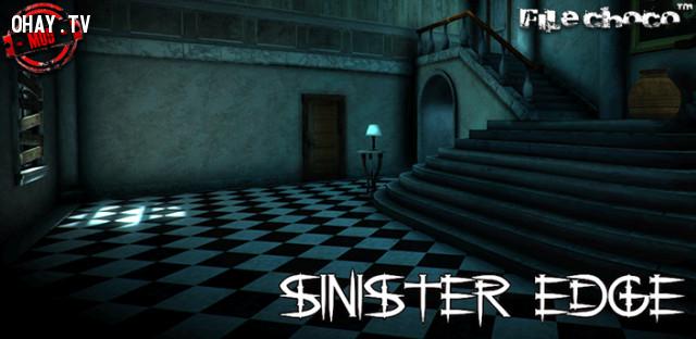 Sinister Edge - Game kinh dị thực tế ảo mà chẳng cần dùng đến kính VR (Mobile),game kinh dị,game hay,chơi game