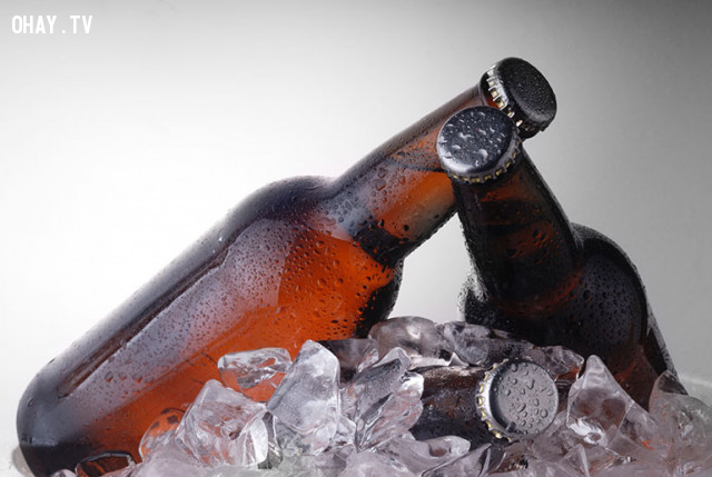5. Bảo vệ xương,lợi ích của việc uống bia,uống bia tốt cho sức khỏe,tại sao nên uống bia