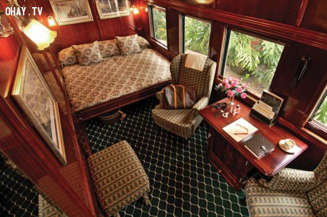 2, Tại Châu Phi: Chuyến tàu Rovos Rail,tàu hỏa cao cấp,tàu du lịch,du lịch bằng tàu hỏa,tàu hỏa sang trọng