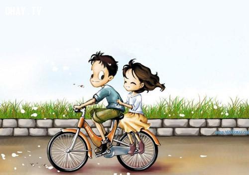 Cùng nhau làm những việc có ích cho sức khỏe của cả hai,giữ lửa tình yêu,cách giữ người yêu,bí quyết giữ người yêu,bí quyết tình yêu