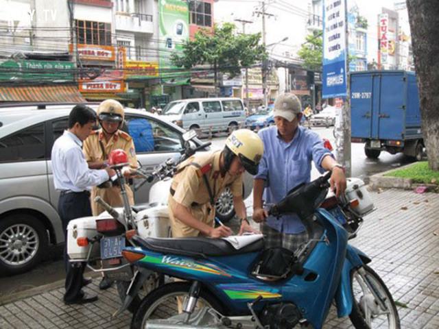 ,luật giao thông,mức phạt giao thông