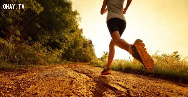 10-15 phút để tập thể dục,buổi sáng,làm việc hiệu quả,cách sống tốt