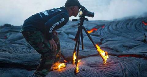 20+ điều điên rồ mà các photographer sẽ làm để có được những tấm hình như ý