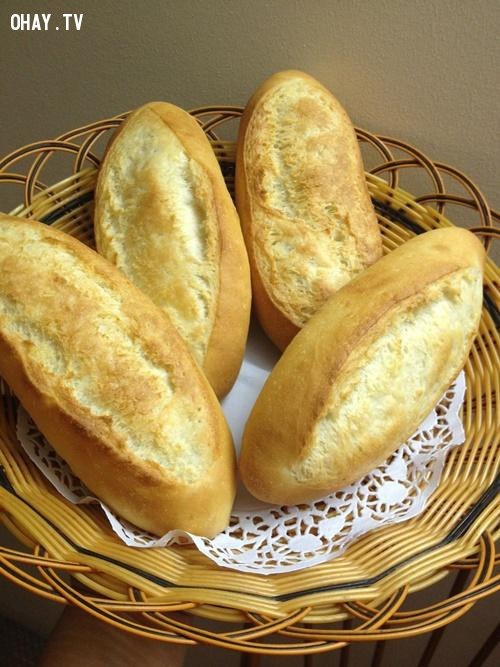 2. Bánh mì yến mạch,bánh mì giảm cân