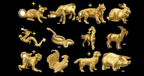 Tính cách 'âm' và tính cách 'dương' của 12 con giáp. Bạn thuộc tính cách nào?