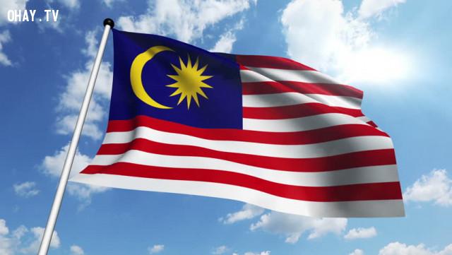 Quốc kỳ của Malaysia được thiết kế bởi một… kiến trúc sư,malaysia,những điều thú vị trong cuộc sống