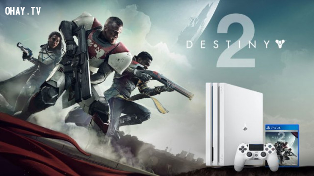 Sony destiny 2,