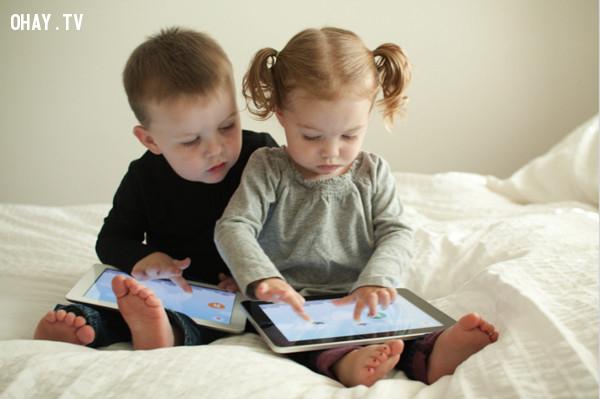 5. Đồ điện tử,nuôi dạy con cái,cách dạy con,cách nuôi con