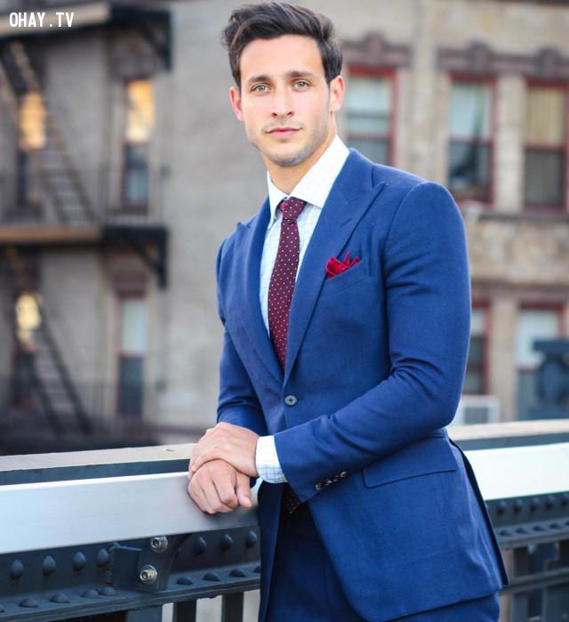 Mike Varshavski,trai đẹp,soái ca