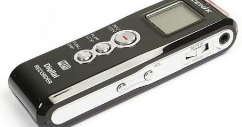 Bí quyết chọn mua máy ghi âm chất lượng
