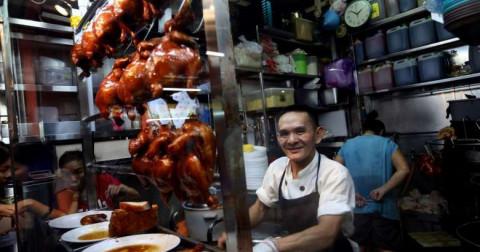 Đến Singapore: đừng bỏ lỡ cơ hội thưởng thức ngôi sao Michelin của làng ẩm thực tại quán hàng rong Liao Fan