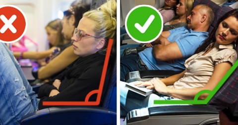 9 mẹo đi máy bay để có giấc ngủ ngon hơn