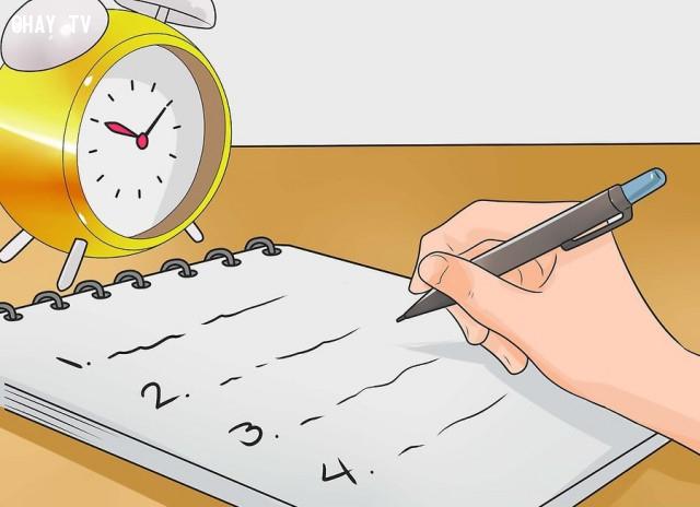 Phần 3: Quản lý thời gian,mất ngủ,giấc ngủ,mẹo thức khuya không mệt