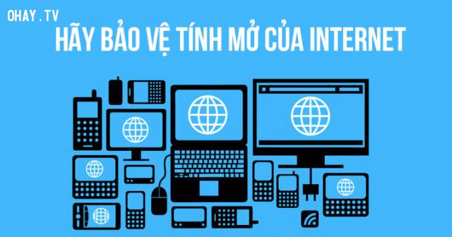 2. Chuyện gì xảy ra nếu tính trung lập của Internet bị xóa bỏ,luật trung lập internet