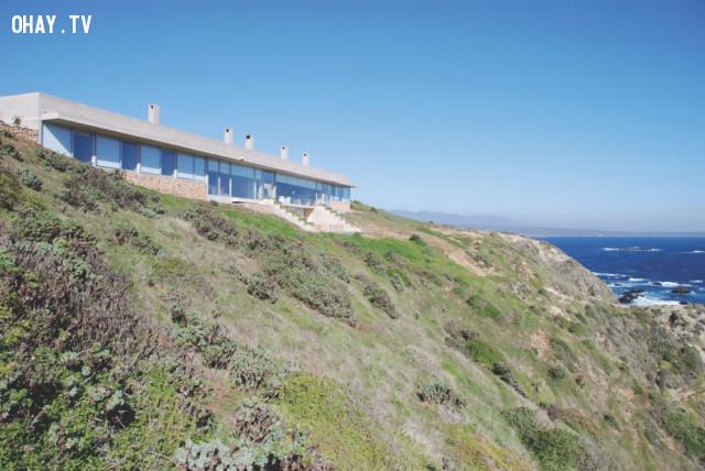 6. Nhà Cliff ở Coquimbo, Chile,kiến trúc độc đáo,nhà đẹp,nhà thiết kế độc đáo