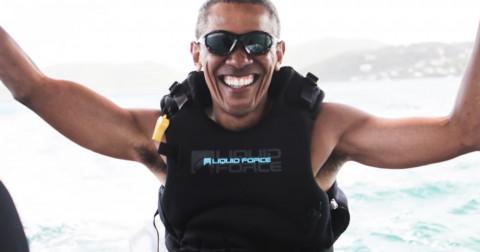 Cựu tổng thống Mỹ Obama đã tận hưởng kỳ nghỉ của mình thế nào sau khi rời Nhà Trắng