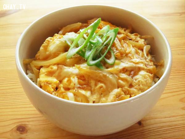 Tamagodon: Cơm với nước sốt ngọt. ,ẩm thực đại chúng,ẩm thực nhật bản,du lịch nhật bản,văn hóa nhật bản