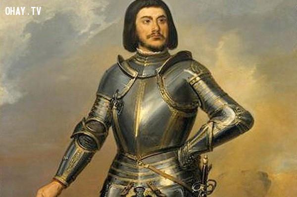 Gilles de Rais (1405-1440),