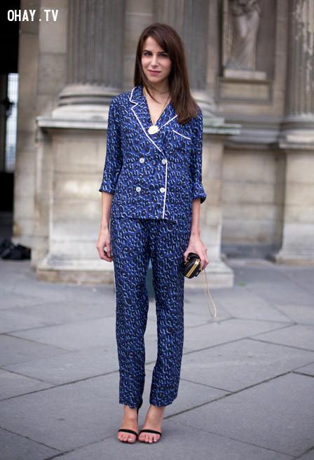 Thời trang Pajama,