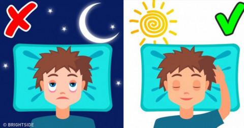 6 chiến lược ngủ thông minh dành cho người bận rộn