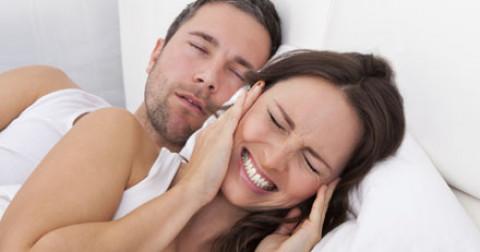 10 cách để ngừng ngáy khi ngủ