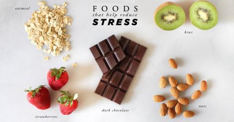 10 loại thực phẩm tuyệt vời giúp bạn giảm stress