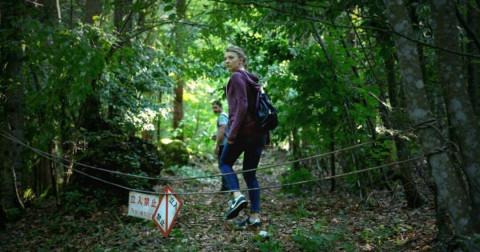 Lạc lối trong khu rừng tự tử Aokigahara
