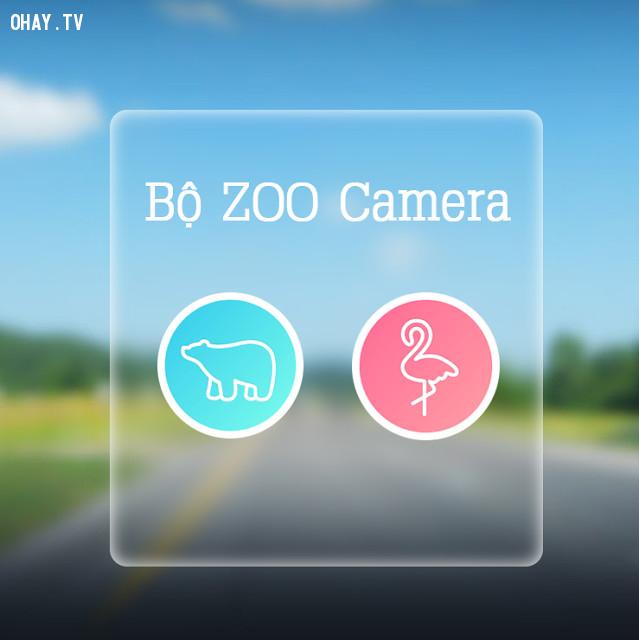 ZOO (Android),ứng dụng chỉnh màu cho điện thoại,app chỉnh màu,app chỉnh hình đẹp