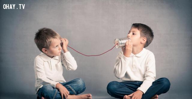 Lắng nghe - Để trở thành người giao tiếp khéo léo,cách gây thiện cảm,nghệ thuật giao tiếp,kỹ năng giao tiếp,nguyên tắc ứng xử,giao tiếp ứng xử