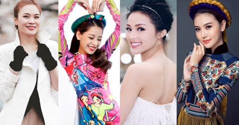 """Những người đẹp nổi tiếng """"lắm duyên"""" nhất làng giải trí Việt"""