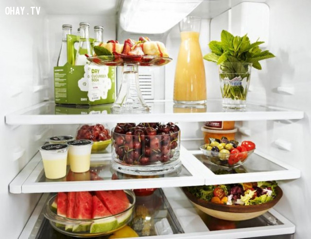 5. Chuẩn bị thực phẩm cho cả tuần,sống đơn giản,sống dễ dàng,cách sống tốt