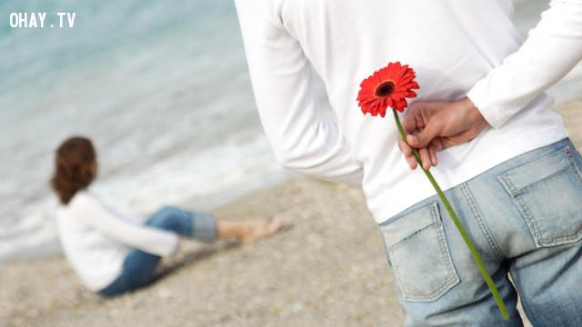 Bạn tự cho mình là một người lãng mạn?