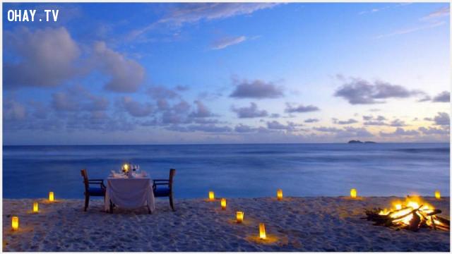 Bạn lên kế hoạch cho những hoạt động lãng mạn?