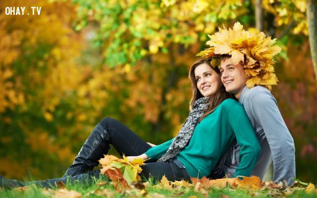 Bạn khởi xướng sự lãng mạn trong mối quan hệ?