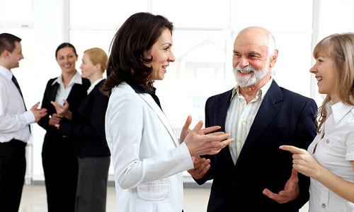 Giữ được nụ cười thương mại,kỹ năng giao tiếp