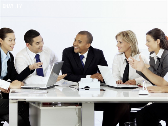 Luôn giữ thái độ ôn hoà,kỹ năng giao tiếp