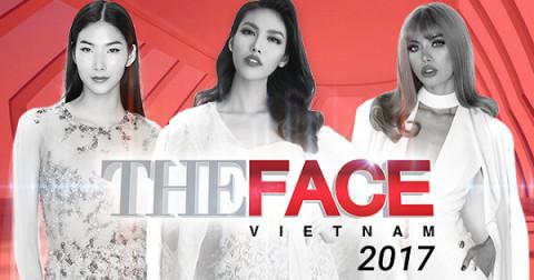 Bạn là ai trong The Face 2017?