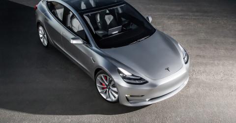 5 tính năng độc đáo chỉ có ở dòng xe Tesla Model 3
