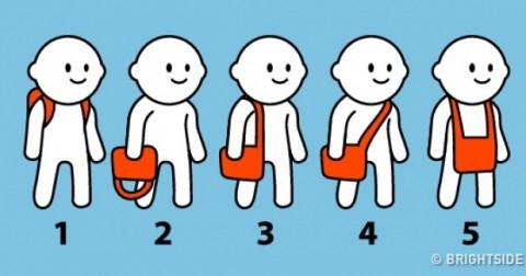 Hãy làm bài trắc nghiệm đơn giản này, chúng tôi sẽ cho bạn biết bạn là ai