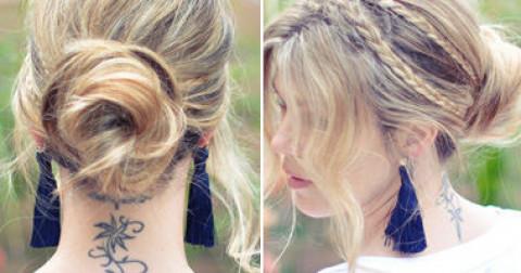 Mách bạn những cách tết tóc cực đẹp