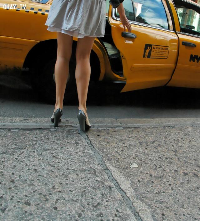 ,kỹ năng sống,phụ nữ cần biết,kỹ năng sinh tồn,đi taxi