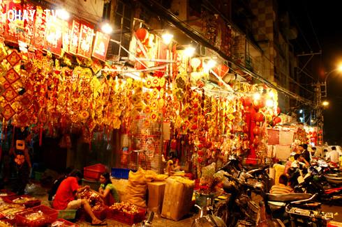 Một khu phố Hoa gần mùa Tết,người hoa,ba tàu,người trung quốc,những điều thú vị trong cuộc sống