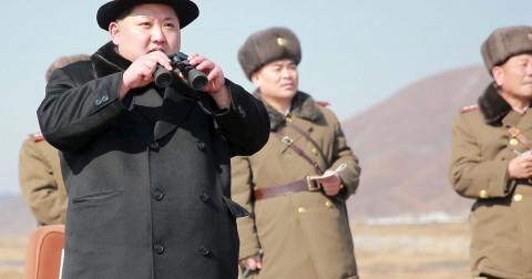 Kịch bản nào sẽ xảy ra khi Triều Tiên tấn công Hàn Quốc ?