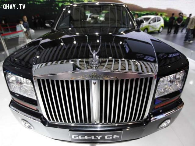 5. Đến Rolls Royce Phantom cũng không thoát khỏi vấn nạn này,hàng trung quốc,hàng giả,nhái thương hiệu,nhái tên