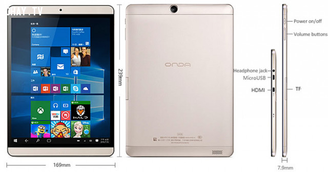 3. iPad Air nhái có giá bán cực hấp dẫn ,hàng trung quốc,hàng giả,nhái thương hiệu,nhái tên