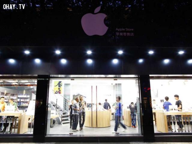 4. Apple Store nhái mọc lên như nấm ,hàng trung quốc,hàng giả,nhái thương hiệu,nhái tên