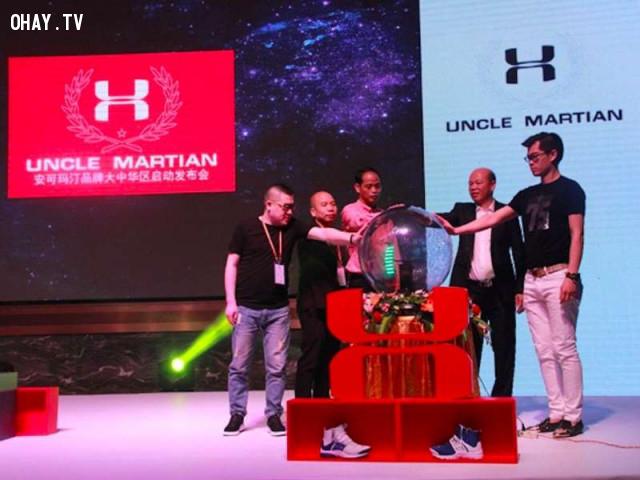 1. Thương hiệu đồ thể thao Uncle Martian,hàng trung quốc,hàng giả,nhái thương hiệu,nhái tên