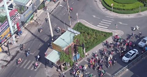Ngôi nhà 4 mặt tiền độc nhất tại Sài Gòn