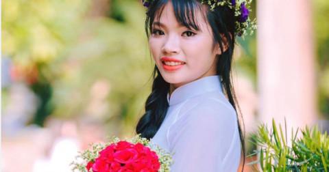 Lê Thị La - Thủ khoa đầu ra ngành Việt Nam học Đại học Công nghiệp Hà Nội
