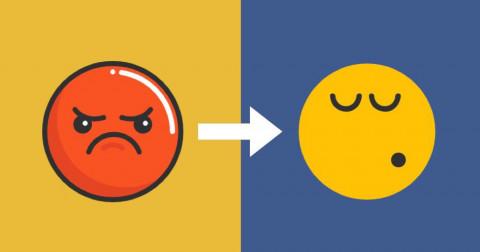 Làm thế nào để khiến người đang tức giận trở nên vui vẻ, thoải mái?